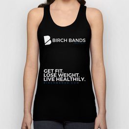 Birch Bands Since 2017 Unisex Tank Top