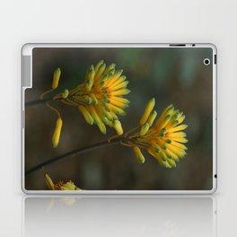 Yellow Blossoms Laptop & iPad Skin