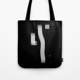 the elephant by night Tote Bag