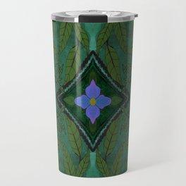 Branch and Bluebell Travel Mug