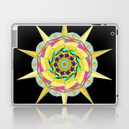 Colorful Mandala Laptop & iPad Skin