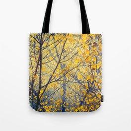 trees IX Tote Bag
