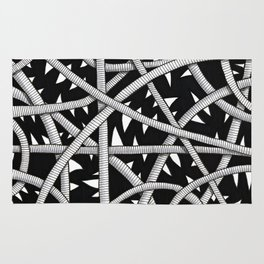 Cords and Spikes Rug