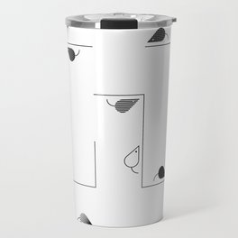 animal PICTOGRAMS vol. 7 - MICE Travel Mug