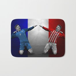 Antoine Griezmann - France/Atletico Madrid Bath Mat