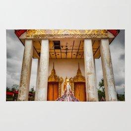 Somdet Temple Rug