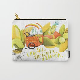 Mango con sal Carry-All Pouch