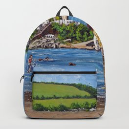 Newquay, Wales Backpack