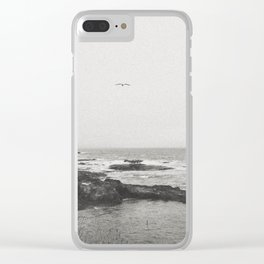 Fort Bragg Clear iPhone Case