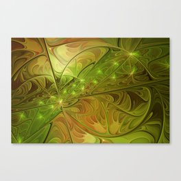 Hope, Abstract Fractal Art Canvas Print