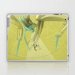 De los vuelos | Of flights { n°_ 003 } Laptop & iPad Skin
