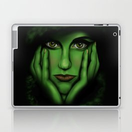 Wicked Elphaba  Laptop & iPad Skin
