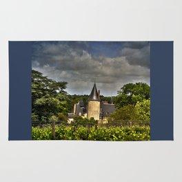 Château de Tracy, France Rug