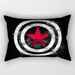 Winter Soldier Rectangular Pillow