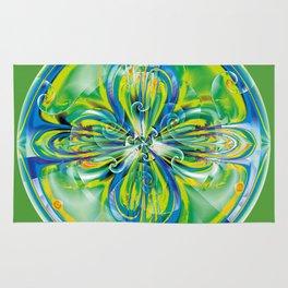 Mandalas of Healing and Awakening 6 Rug