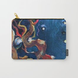 Branches at Night Carry-All Pouch