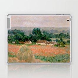 Haystack at Giverny Laptop & iPad Skin