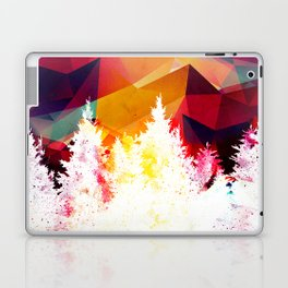 Forest made of color Laptop & iPad Skin