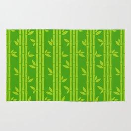 Evergreen Chinese Bamboos Rug