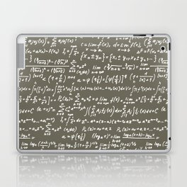 Math Laptop & iPad Skin