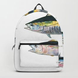 Tunas poster Backpack