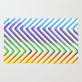 Pop Optical Art Rug