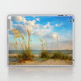 Sea Oats along the Beach Laptop & iPad Skin