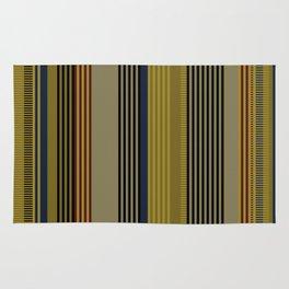 Vertical stripes #1 Rug