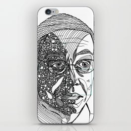 gus fring - breaking bad - abstract iPhone Skin