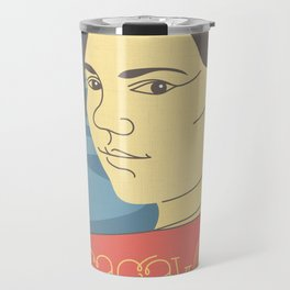 Sacagawea Portrait Travel Mug