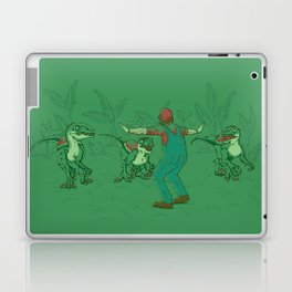 Yoshi Training Laptop & iPad Skin