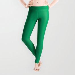 Jade Green Leggings