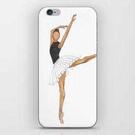 Prima Ballerina iPhone Skin