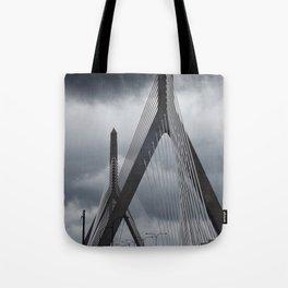 Zakim Bridge Tote Bag