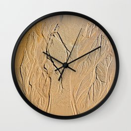 Beach Art 1a Wall Clock