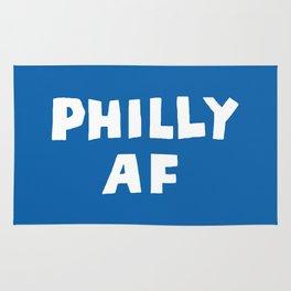 Philly AF (Blue) Rug