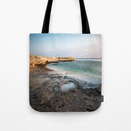 coral coast Tote Bag