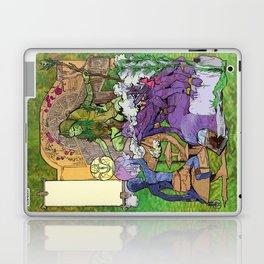 Bloom: An Awakening - The Holy Divinity Marius Janus Gifting the Bloom Shard Laptop & iPad Skin