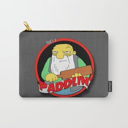 That's a paddlin' Carry-All Pouch