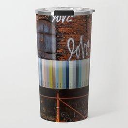 Morning Love - Brooklyn NY Travel Mug