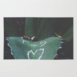 cactus love Rug