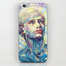 San Francesco, Saint Francis of Assisi, portrait of the saint, iPhone Skin