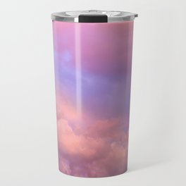 See the Dawn (Dawn Clouds Abstract) Travel Mug