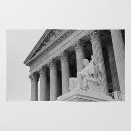 United States Supreme Court Building Rug
