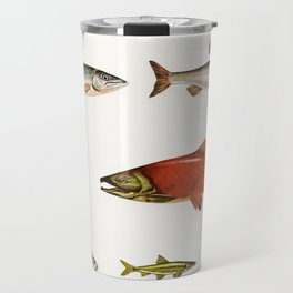 Fishing Line Travel Mug