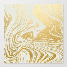Gold Rush #society6 #decor #buyart Canvas Print