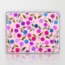 cherry-berrie jumble ... Laptop & iPad Skin