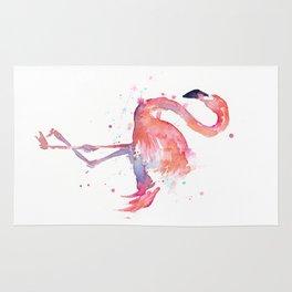 Flamingo Rug