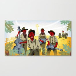 O Brother where art thou Canvas Print