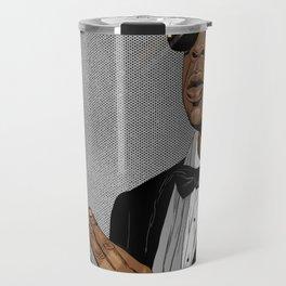 """Jay Z - """"Grey Hova"""" Travel Mug"""